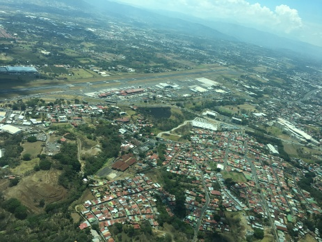 Alajuela air strip