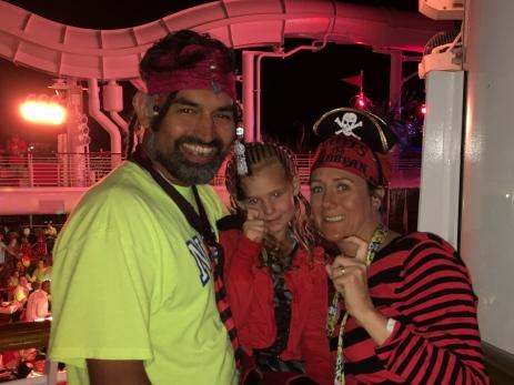 pirate sign language