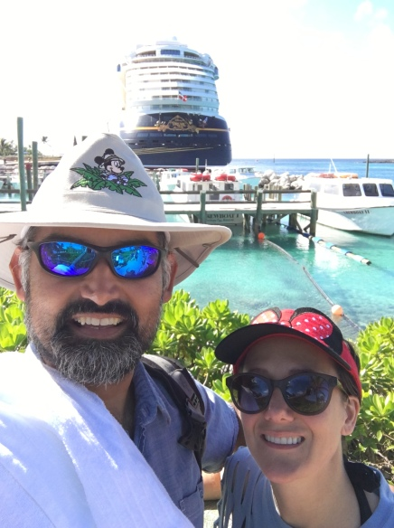 Castaway Cay excursion